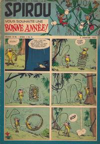 Cover Thumbnail for Spirou (Dupuis, 1947 series) #977