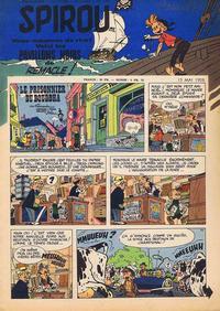 Cover Thumbnail for Spirou (Dupuis, 1947 series) #1048