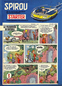 Cover Thumbnail for Spirou (Dupuis, 1947 series) #1049