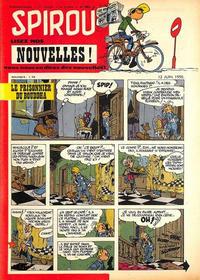 Cover Thumbnail for Spirou (Dupuis, 1947 series) #1052