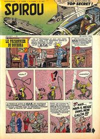 Cover Thumbnail for Spirou (Dupuis, 1947 series) #1054