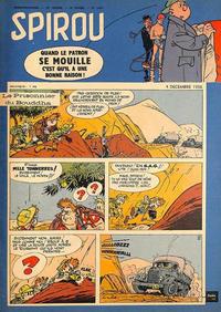 Cover Thumbnail for Spirou (Dupuis, 1947 series) #1077