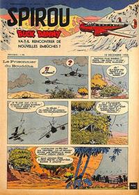 Cover Thumbnail for Spirou (Dupuis, 1947 series) #1079