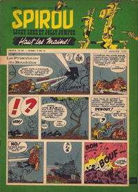 Cover Thumbnail for Spirou (Dupuis, 1947 series) #1081