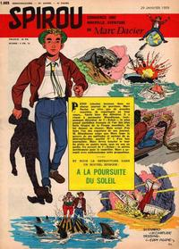 Cover Thumbnail for Spirou (Dupuis, 1947 series) #1085