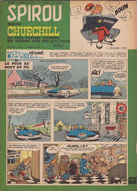 Cover Thumbnail for Spirou (Dupuis, 1947 series) #1087