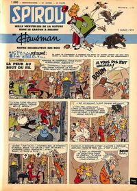 Cover Thumbnail for Spirou (Dupuis, 1947 series) #1090