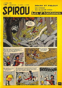 Cover Thumbnail for Spirou (Dupuis, 1947 series) #1094