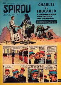 Cover Thumbnail for Spirou (Dupuis, 1947 series) #1095