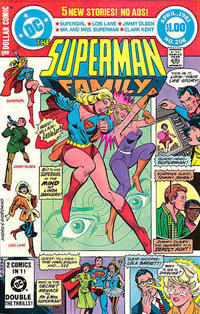 Cover Thumbnail for The Superman Family (DC, 1974 series) #206 [Direct]