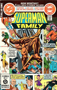 Cover Thumbnail for The Superman Family (DC, 1974 series) #208 [Direct]