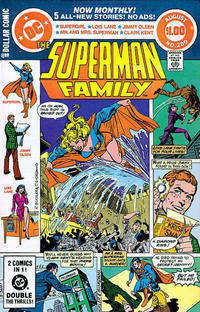 Cover Thumbnail for The Superman Family (DC, 1974 series) #209 [Direct]