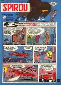 Cover Thumbnail for Spirou (Dupuis, 1947 series) #1105