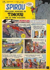 Cover Thumbnail for Spirou (Dupuis, 1947 series) #1106