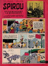 Cover Thumbnail for Spirou (Dupuis, 1947 series) #1111