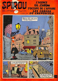 Cover Thumbnail for Spirou (Dupuis, 1947 series) #1113