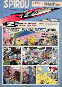 Cover Thumbnail for Spirou (Dupuis, 1947 series) #1114