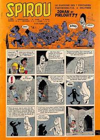 Cover Thumbnail for Spirou (Dupuis, 1947 series) #1121