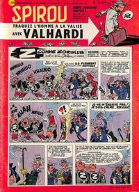 Cover Thumbnail for Spirou (Dupuis, 1947 series) #1128