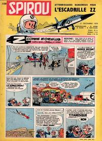 Cover Thumbnail for Spirou (Dupuis, 1947 series) #1133