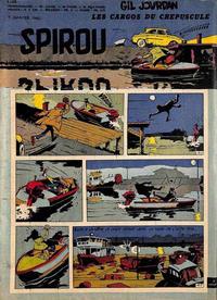 Cover Thumbnail for Spirou (Dupuis, 1947 series) #1134
