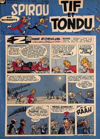 Cover Thumbnail for Spirou (Dupuis, 1947 series) #1135