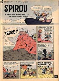 Cover Thumbnail for Spirou (Dupuis, 1947 series) #1136