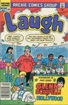 Cover for Laugh Comics (Archie, 1946 series) #386 [Canadian]