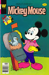 Cover for Mickey Mouse (Western, 1962 series) #191 [Whitman]