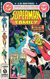 Cover for The Superman Family (DC, 1974 series) #212 [Direct]
