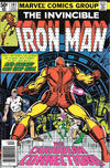 Cover for Iron Man (Marvel, 1968 series) #141 [Newsstand]