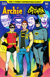 Cover for Archie Meets Batman '66 (Archie, 2018 series) #2 [Cover E Torres and Fitzpatrick]