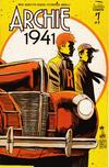 Cover Thumbnail for Archie 1941 (2018 series) #1 [Cover C Francesco Francavilla]