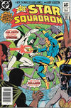 Cover for All-Star Squadron (DC, 1981 series) #27 [Newsstand]