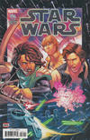 Cover for Star Wars (Marvel, 2015 series) #56 [Jamal Campbell]
