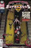 Cover for Adventures of the Super Sons (DC, 2018 series) #4