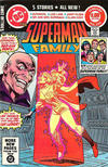Cover Thumbnail for The Superman Family (1974 series) #214 [Direct]