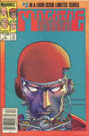 Cover Thumbnail for Machine Man (1984 series) #3 [Canadian]
