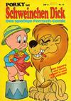Cover for Schweinchen Dick (Willms Verlag, 1972 series) #14