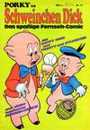 Cover for Schweinchen Dick (Willms Verlag, 1972 series) #17