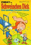 Cover for Schweinchen Dick (Willms Verlag, 1972 series) #38