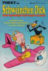 Cover for Schweinchen Dick (Willms Verlag, 1972 series) #44