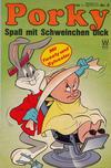Cover for Schweinchen Dick (Willms Verlag, 1972 series) #5