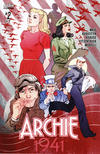 Cover Thumbnail for Archie 1941 (2018 series) #2 [Cover C Marguerite Sauvage]