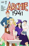 Cover Thumbnail for Archie 1941 (2018 series) #2 [Cover B Audrey Mok]