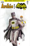 Cover Thumbnail for Archie Meets Batman '66 (2018 series) #3 [Cover F David Mack]
