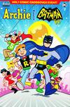 Cover Thumbnail for Archie Meets Batman '66 (2018 series) #3 [Cover B Art Baltazar]