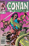 Cover Thumbnail for Conan the Barbarian (1970 series) #162 [Canadian]
