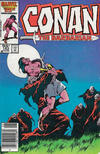 Cover for Conan the Barbarian (Marvel, 1970 series) #183 [Canadian]