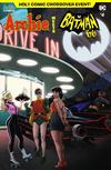 Cover Thumbnail for Archie Meets Batman '66 (2018 series) #4 [Cover D Quinones]
